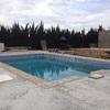 Hacer escalera de obra en piscina