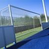 Construcción de pista futbol indoor