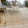 Instalación tarima exterior terraza piscina