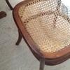 Tapizar asiento silla rejilla