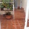 Reforma casa; poner suelo entrada