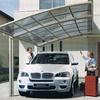 Cubrir el vehículo con un techo extractara de aluminio