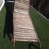 Barbizar muebles de madera de jardín