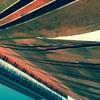 Cambio tela toldo de jardín 3 metros de largo