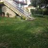 Instalación riego en jardín