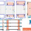Estructura hormigón 5 viviendas en san román
