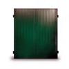 Porticones Aluminio Verde para Ventanas