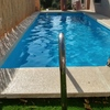 Revestir piscina con gresite y pequeña obra