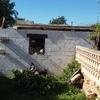 Proyecto nueva construcción de pequeña casa exterior