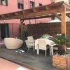 Reformar patio en una terraza