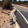 Construir muro de piedra seca