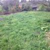 Acondicionar jardín, plantar cesped y poner riego automatico