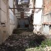 Impermeabilización paredes medianeras casa derruida por humedades