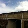 Reconstrucción techo cierre ático centro gijon