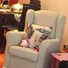 Tapizar sillón lactancia