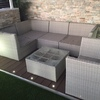 Tapizar muebles de exterior