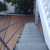 Reforma escalera patio