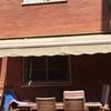 Cambiar tela de toldo de terraza