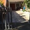 Cambiar suelo exterior entrada garaje casa (rampa)