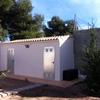 Construcción casa de apero