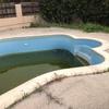 Limpieza, revisión y puesta en funcionamiento de piscina salina