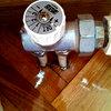 Cambiar 3 radiadores de chapa por aluminio, roca dubal
