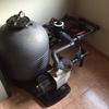 Cambio de depuradora y sustitución de tuberías piscina