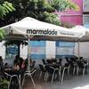 Hacer limpieza de toldos de terraza restaurante barcelona