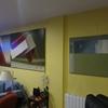 Doble pared pladur con aislamiento acústico