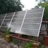 Ampliar placas solares en una finca