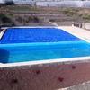 Techo de hormigón para estanque de agua de 11x10x2