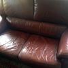 Tapizar asientos sofa de piel