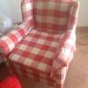 Realizar funda para sillón