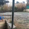 Jardin completo con cesped artificial, grava, corteza aprox 300m  vilanova del valles