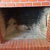 Instalación puerta de chimenea