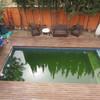 Mantenimiento y cambio filtro de arena piscina