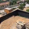 Construccion piscina palafolls febrero 2017