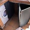 Hacer puertas de alumnio para mueble exterior cambiar chapa cajón caldera