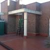 Cerramiento de terraza de ático