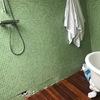 Reformar suelo y pared en bano