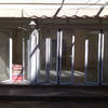 Rejas plegables para vivienda en planta baja en nerja