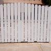 Instalar puerta de entrada en aluminio blanco