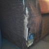 Reparar tapizado sofá