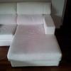 Tapizar chaise longue en piel blanca
