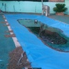 Hacer mantenimiento de piscina de 9 m x 4 m