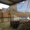 Cambiar / reparar toldo-cortina nave industrial