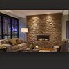 Construir mural interior en salón