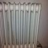 Cambiar un radiador de hierro por uno de aluminio