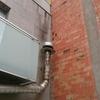Instalación salida de humos estufa a leña