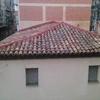 Arreglo de goteras en tejado de tejas